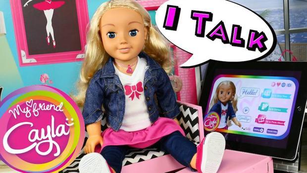 Alemania prohíbe la muñeca «Cayla» por sus capacidades para el espionaje
