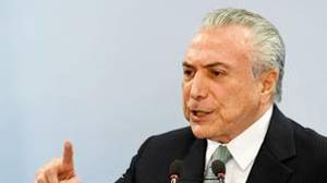 El presidente de Brasil, Michel Temer, ha negado las acusaciones