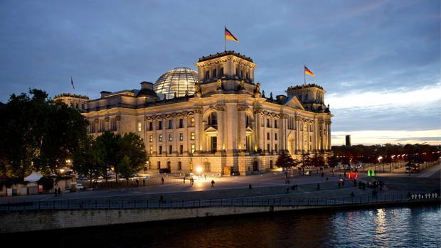 Imagen del Parlamento alemán