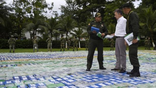 Carteles mexicanos comienzan a llenar el espacio de las FARC en Colombia