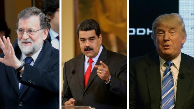 De Mariano Rajoy a Donald Trump: así bailan los líderes mundiales