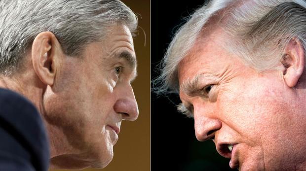 Trump ataca al fiscal especial Mueller para que deje la «trama rusa»