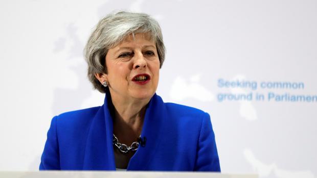 May preguntará a los diputados británicos sobre la celebración de un segundo referéndum del Brexit