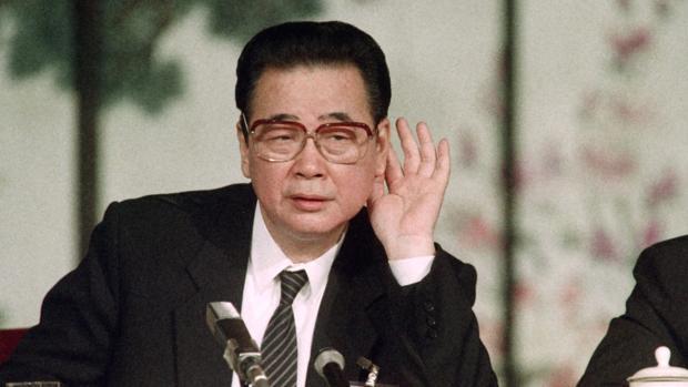 Muere Li Peng, el «Carnicero de Tiananmen»