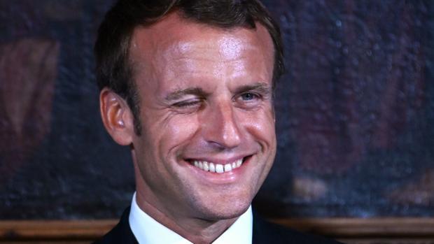 Macron usa una aplicación para controlar minuto a minuto a sus ministros