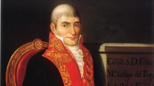 Félix María Calleja, virrey de Nueva España