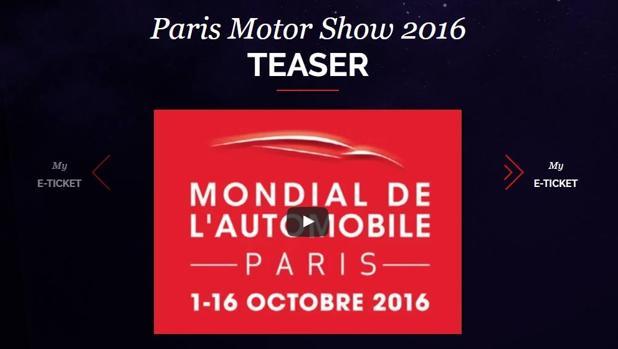 Par s la gran cita del a o para el mundo del motor for Salon a paris 2016