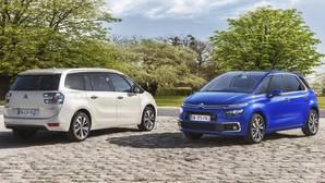 Puesta al día en ayudas a la conducción para los Citroën C4 Picasso