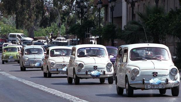60 años del primer 600: El coche que modernizó España y a la clase media