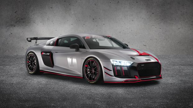 El nuevo Audi R8 LMS GT4