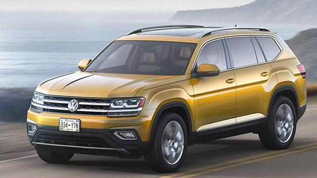 Volkswagen Atlas, el gigante americano