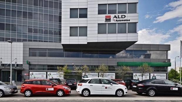 Compañía de coches de renting ALD Automotive