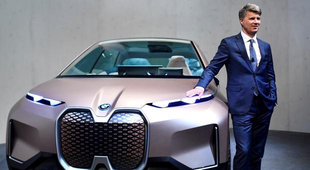 Harald Kruger, presidente de BMW
