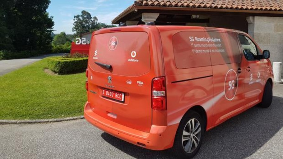Hito histórico para la tecnología mundial... jugando en una furgoneta entre Pontevedra y Portugal