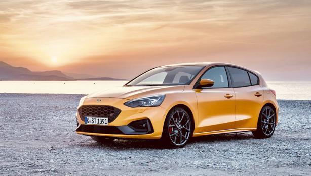 Corazón deportivo para el nuevo Ford Focus ST