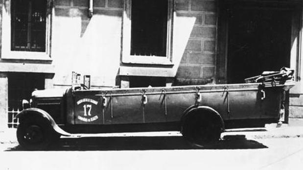 Hispano Suiza T 60 R, la chispa de la Guerra Civil