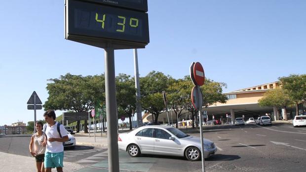 Los últimos cuatro años fueron los más calurosos de los que hay constancia