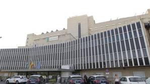 Hospital en el que tuvo lugar el accidente mortal del ascensor