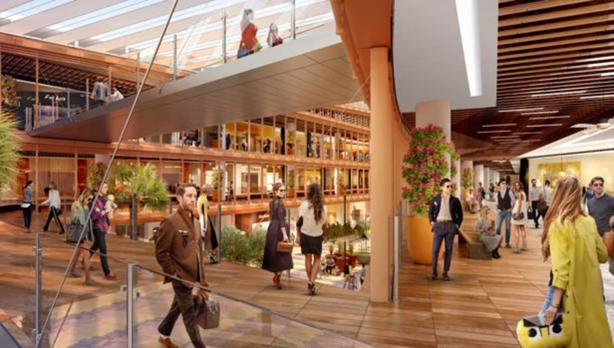 Primark abrir una tienda en el centro comercial torre sevilla for Centro comercial el mueble catalogo
