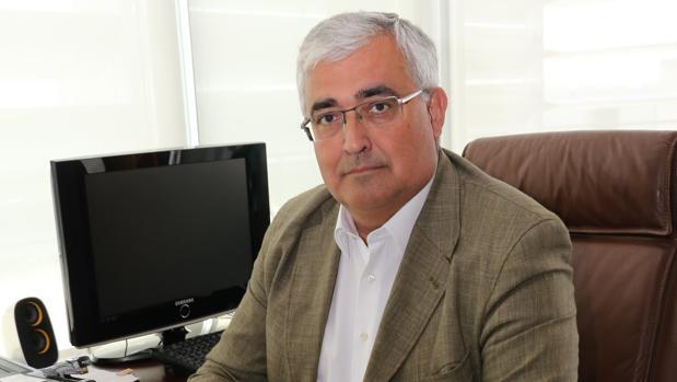 El consejero de Economía y Hacienda, Antonio Ramírez de Arellano