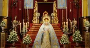 Los besamanos con motivo de la festividad de la Inmaculada