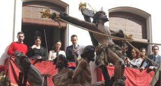 En vídeo: La Exaltación, Jueves Santo