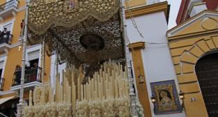 En vídeo: Montesión sale de su capilla