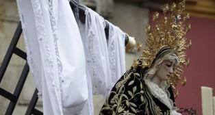 En vídeo: La Soledad de San Lorenzo por la Plaza de San Francisco
