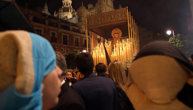 La Semana Santa de Sevilla vista por Vanessa Gómez