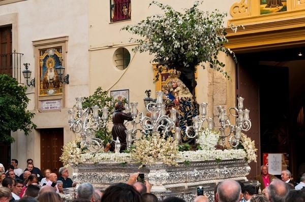 Valvanera renovó un año más su patronazgo con la Calzá