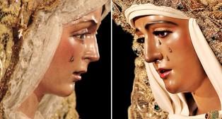 La Macarena y la Esperanza de Triana / RECHI