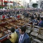 La crisis duplica el número de sillas cedidas al Consejo