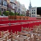 El Ayuntamiento sorteará sillas para discapacitados en la Semana Santa de 2014