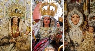 Sevilla se llena de Alegría y Salud este domingo con las procesiones de gloria/ J. A. BANDERA