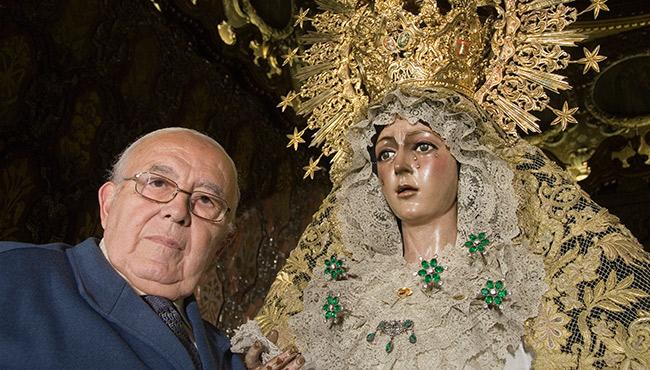 El personaje. Pepe Garduño, manos de santo