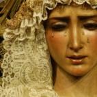 La restauración de los titulares del Dulce Nombre, entre Pedro Manzano y Carmen Bahíma