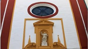 Continúan las obras en la capilla de los Panaderos