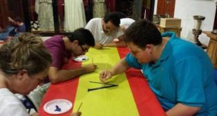 La juventud de la Paz ya prepara un nuevo Domingo de Ramos en el Porvenir