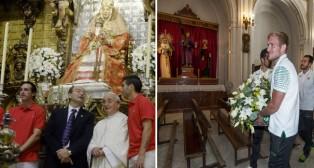 La Virgen de los Reyes y el Inmaculado Corazón reciben a Sevilla y Betis