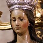 La Lanzada prepara los traslados de la Virgen de la Europa a la Plaza de San Francisco