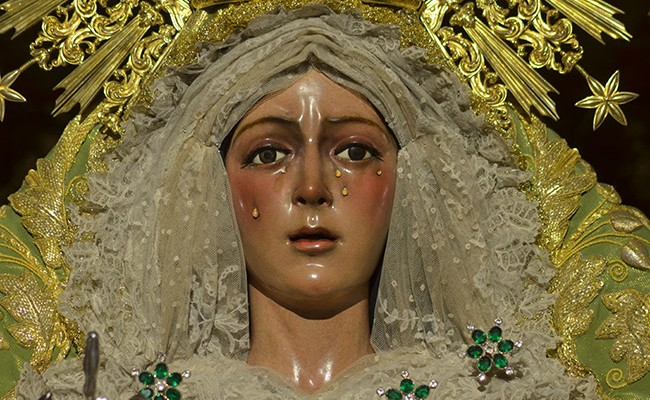 La Esperanza Macarena / J. M. SERRANO