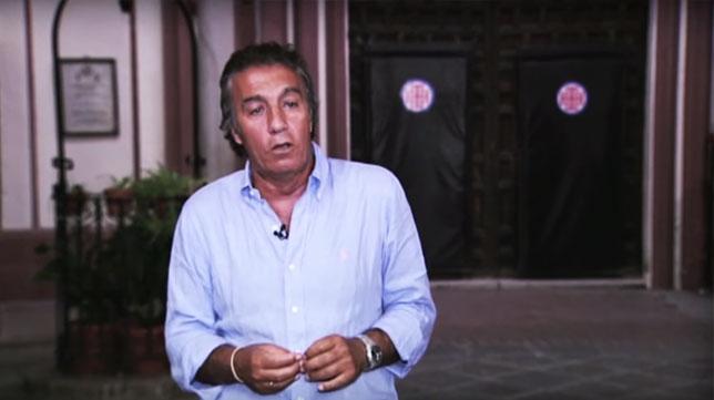 Antonio de León, capataz del Silencio / RVG PRODUCCIONES