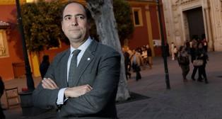 Félix Ríos, el hermano mayor del Gran Poder / JUAN FLORES