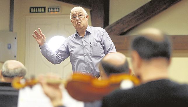 El compositor Abel Moreno