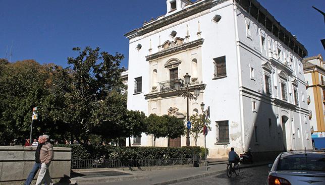 La iglesia del convento de San Hermenegildo