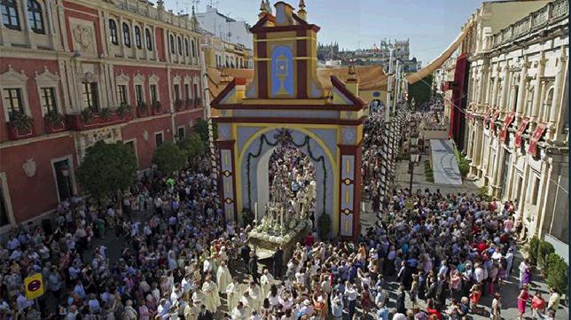 Corpus Christi Sevilla 2015
