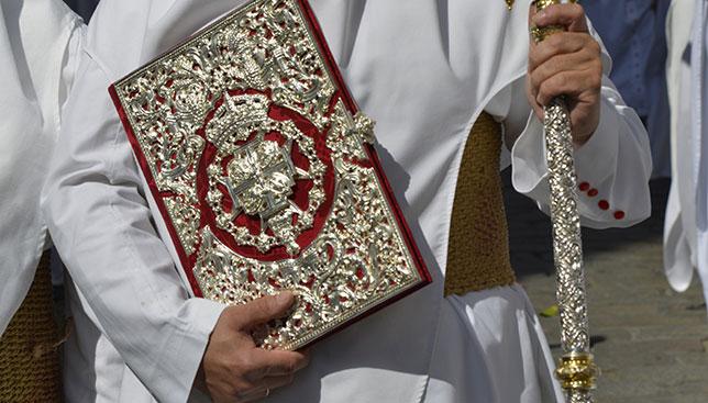Libro de Reglas de la hermandad de la Sagrada Cena