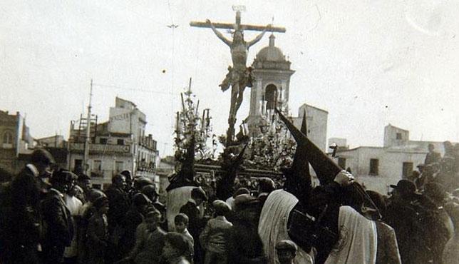 Cristo de la Expiración, foto legado Turina / FUNDACIÓN JUAN MARCH
