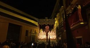 Virgen de las Lágrimas de la Exaltación en Santa Catalina / JOSÉ JAVIER COMAS RODRÍGUEZ