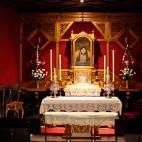 La capilla del Sagrario del Gran Poder, en una imagen de archivo